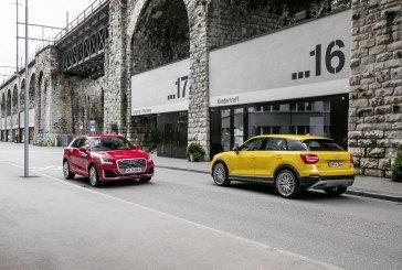L'Audi Q2 remporte l'Automotive Brand Contest