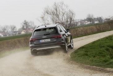 Les ventes Audi augmentent de 5,6% sur la première moitié de l'année