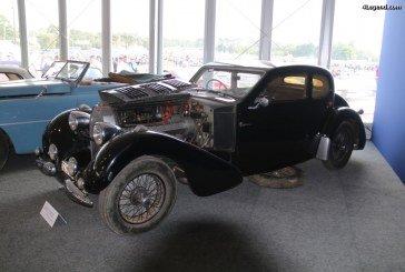 Le Mans Classic 2016 – Bugatti Type 57 Ventoux coach usine de 1937 vendue par Artcurial