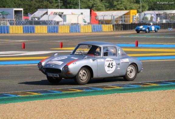 Le Mans Classic 2016 – Une DKW Monza de 1956 termine à la 25ème place du plateau 2