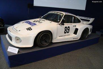 Le Mans Classic 2016 – Porsche 935 Compétition Client d'Usine 1977 vendue par Artcurial