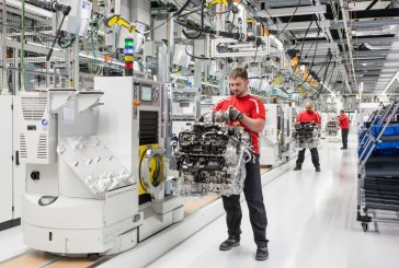 Porsche ouvre une nouvelle usine pour produire des moteurs V8