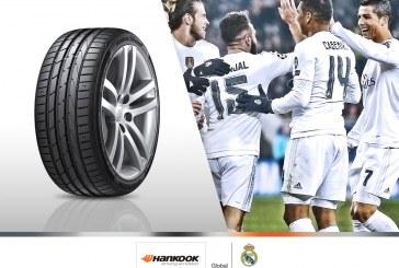 Hankook Tire et le Real Madrid signent un partenariat international
