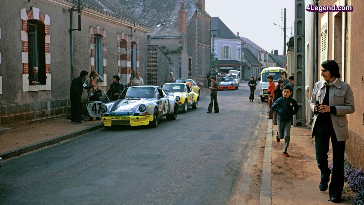24 Heures du Mans - La légende Porsche a débuté dans un petit garage de village en 1951