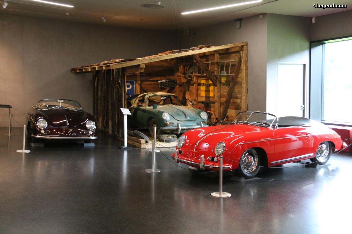 Visite du musée Hans-Peter Porsche TraumWerk - L'usine à rêves - 2ème Partie
