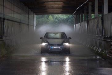 100e test INKA d'assurance qualité Audi sur l'Audi A4 B9 – La vie d'une voiture en accéléré