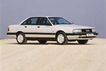 Audi fête les 40 ans de ses moteurs 5 cylindres