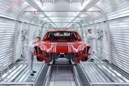Porsche a dorénavant 4000 employés à l'usine de Leipzig