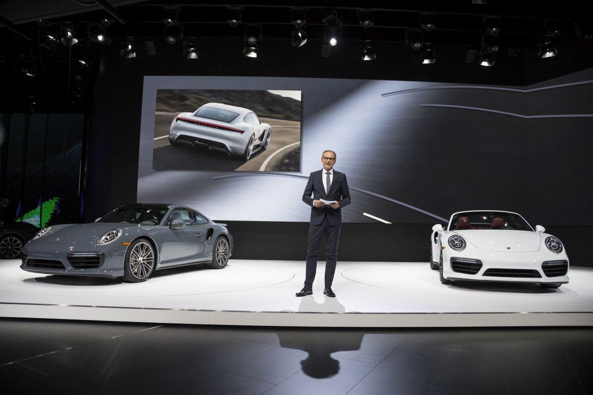 NAIAS 2017 - Porsche et Lamborghini seront absents du salon de Detroit