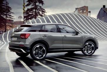 Audi Q2 Edition #1 – Une édition spéciale sportive de l'Audi Q2