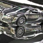 Visite de l'Autostadt partie 3: pavillon Bugatti.
