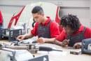 Porsche – Une première année d'intégration réussie pour des réfugiés