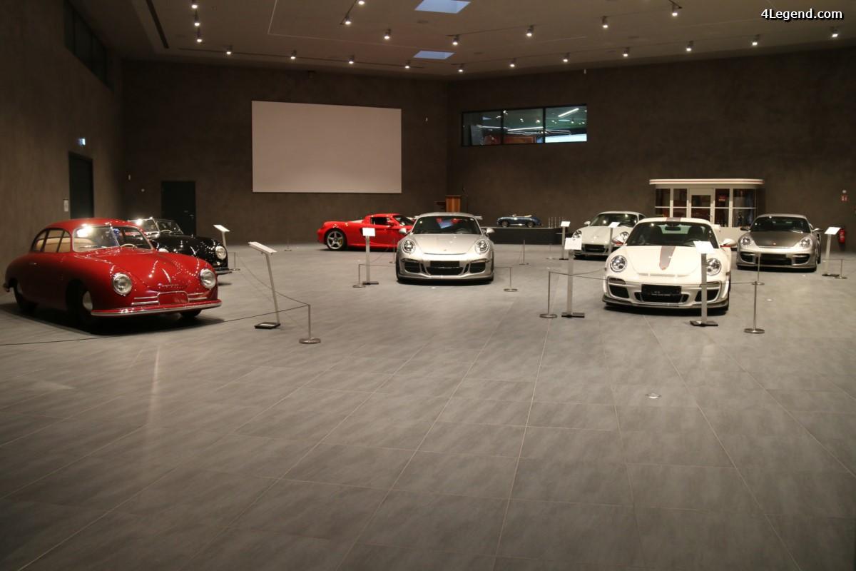 Visite du musée Hans-Peter Porsche TraumWerk - L'usine à rêves - 1ère Partie