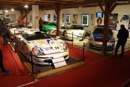 Visite du musée Porsche Automuseum Helmut Pfeifhofer à Gmünd – 2ème partie