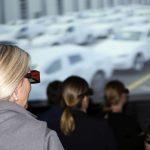 Un nouveau film 3D sur la production automobile à l'Audi Forum Neckarsulm