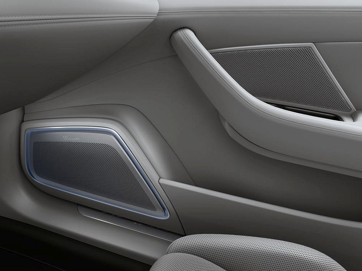 Première mondiale: Une impressionnante expérience sonore 3D Burmester dans la nouvelle Porsche Panamera