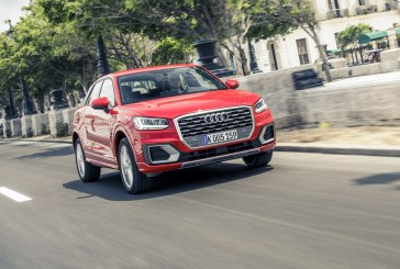 La nouvelle Audi Q2 est disponible à la commande