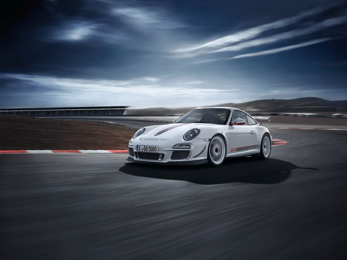 Porsche 911 GT3 RS 4.0 de 2011 - Une édition limitée à 600 exemplaires