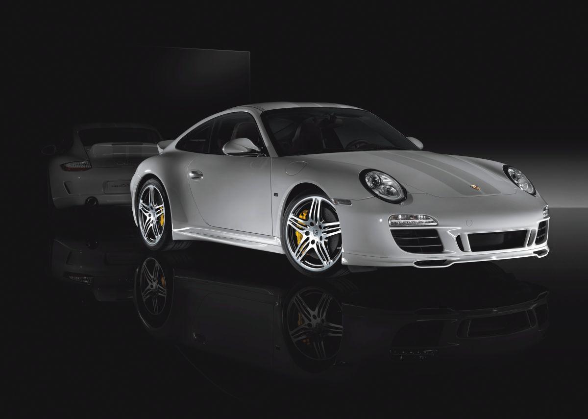 Porsche 911 Sport Classic de 2010 - Une édition exclusive limitée à 250 exemplaires