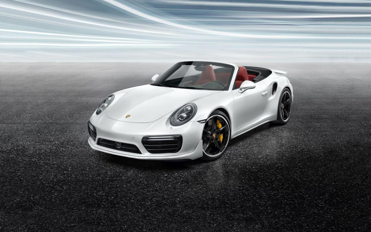 Porsche Aerokit 911 Turbo by Porsche Tequipement