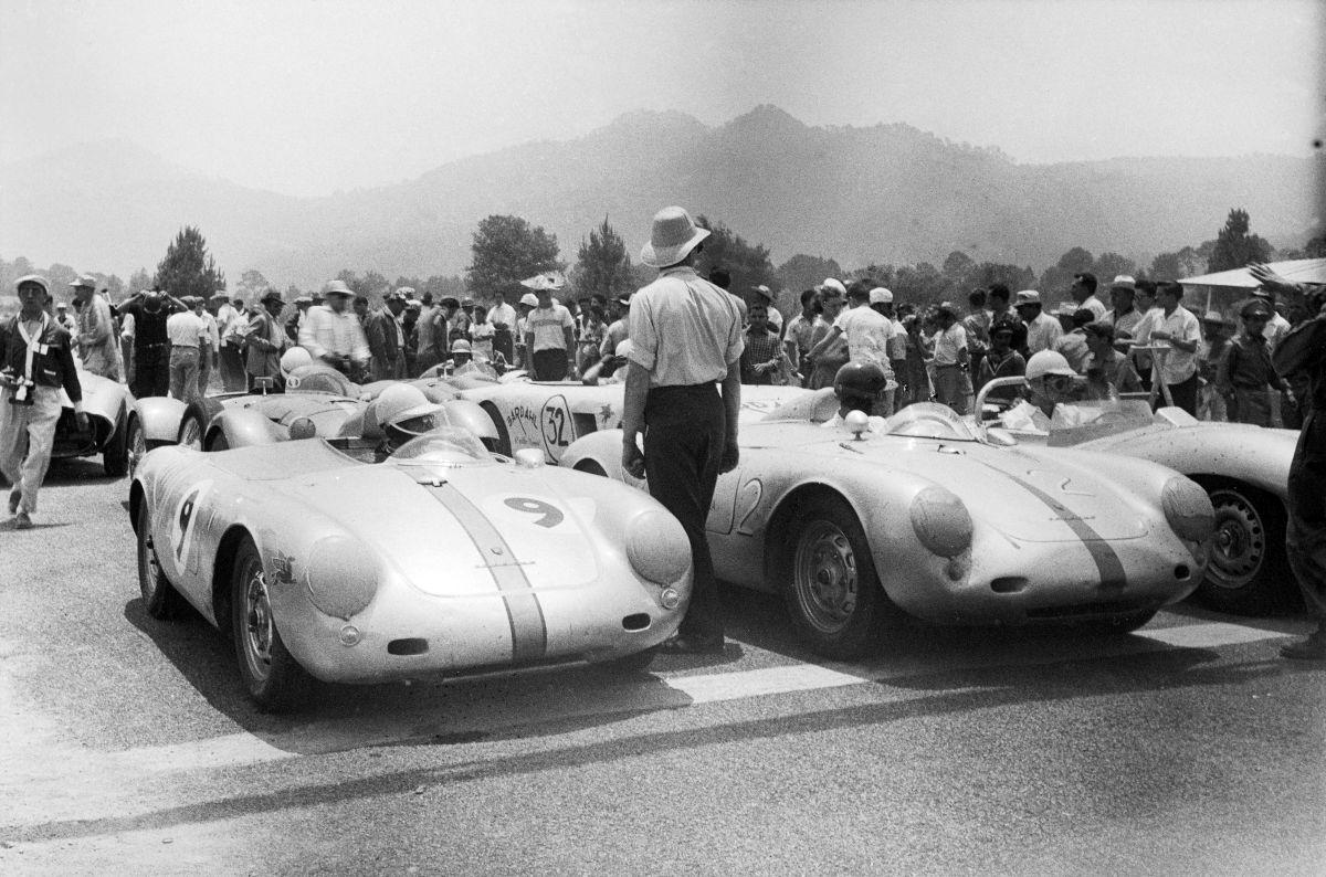 Porsche motorsport au Mexique - Une succes-story depuis plus de 60 ans