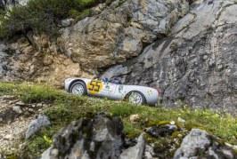 Participation du Porsche Museum au Ennstal Classic 2016 avec onze voitures rares
