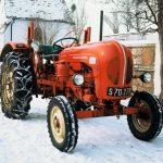 Restauration de vieux tracteurs Porsche via le projet Porsche Junior