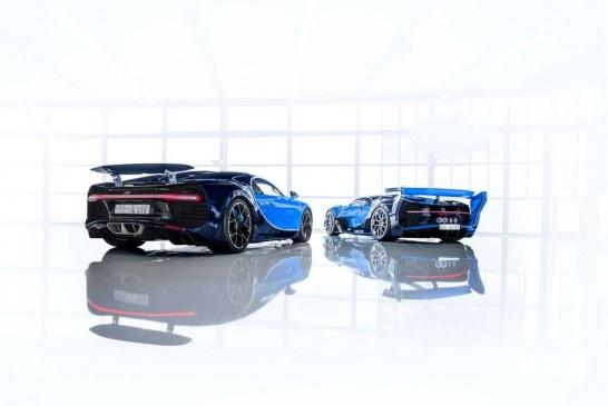 Vente de la Bugatti Vision Gran Turismo et d'une Bugatti Chiron à un saoudien