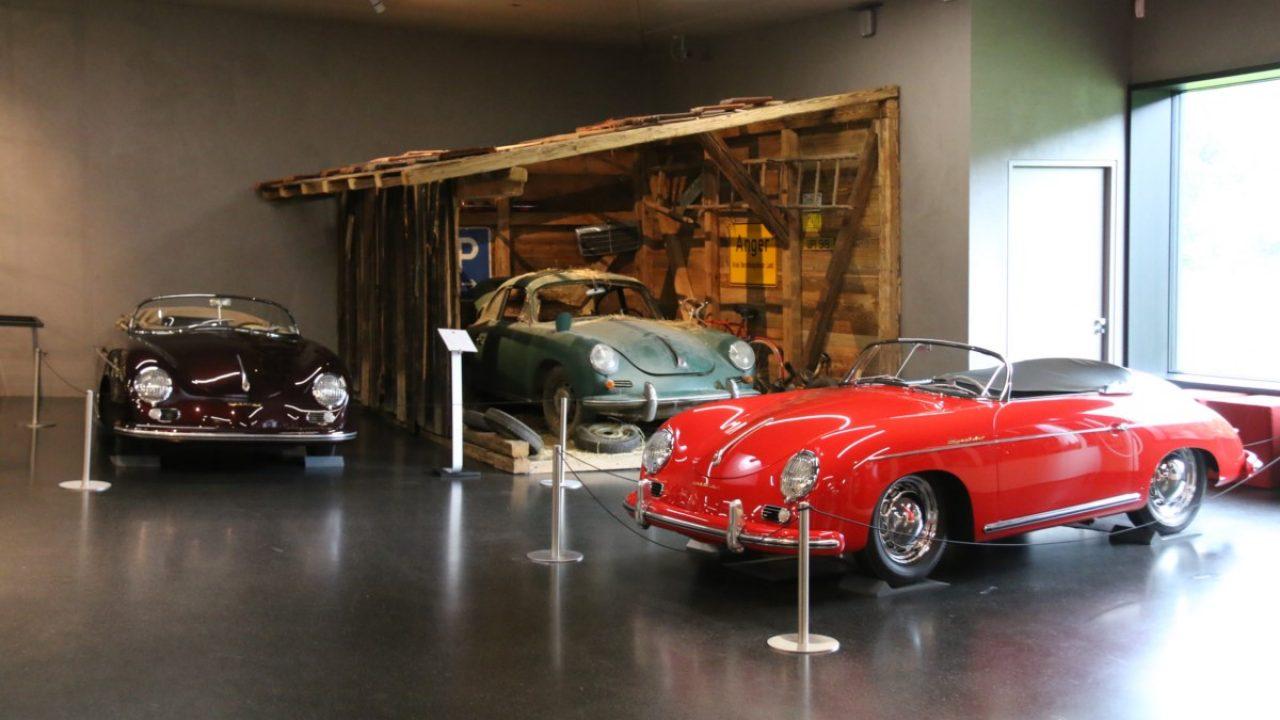 Musée Hans Visite Du Traumwerk Porsche Peter dxhtsQrC