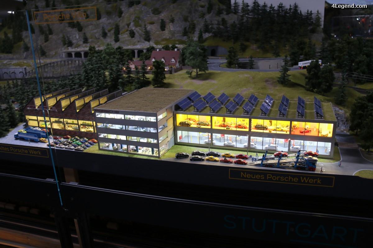 Visite du musée Hans-Peter Porsche TraumWerk - L'usine à rêves - 3ème Partie