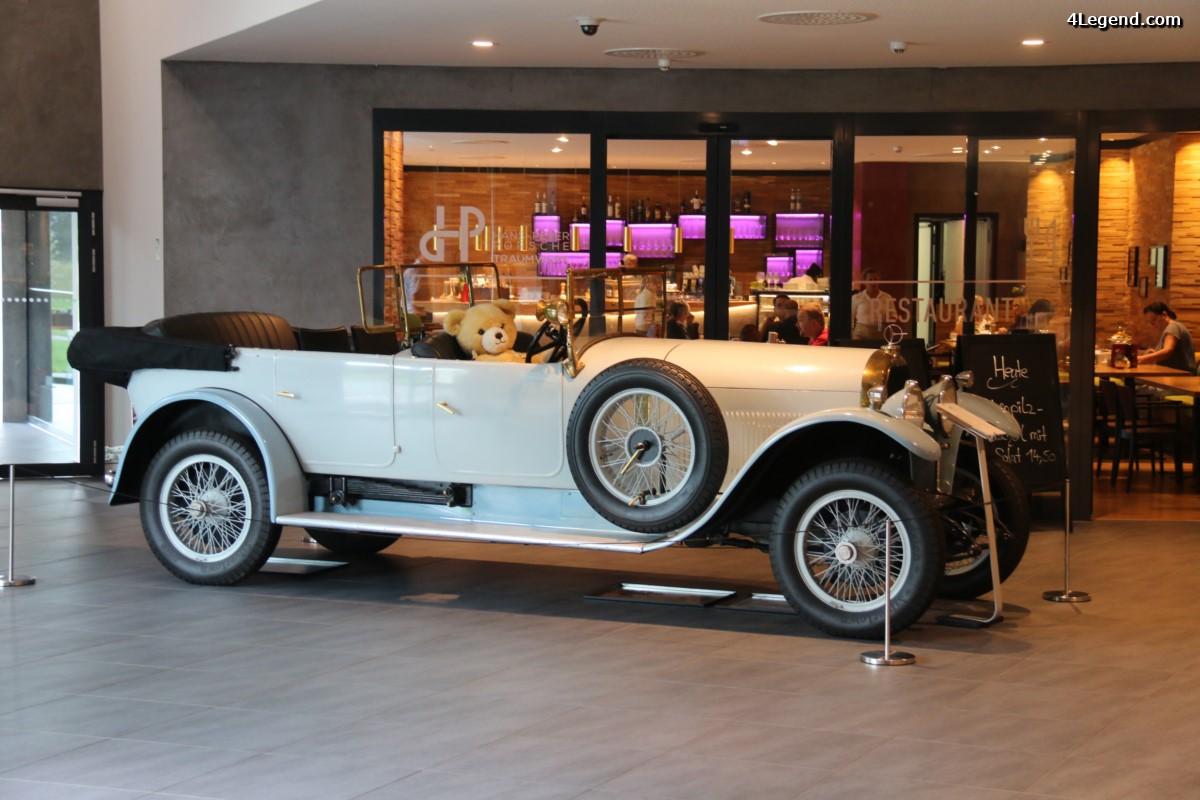 Visite du musée Hans-Peter Porsche TraumWerk - L'usine à rêves - 4ème Partie