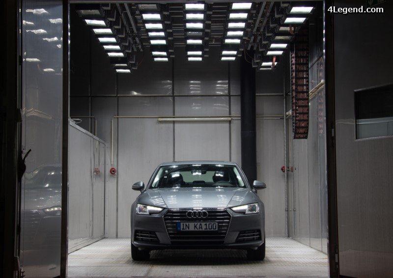 100e Test Inka D Assurance Qualit 233 Audi Sur L Audi A4 B9 La Vie D Une Voiture En Acc 233 L 233 R 233