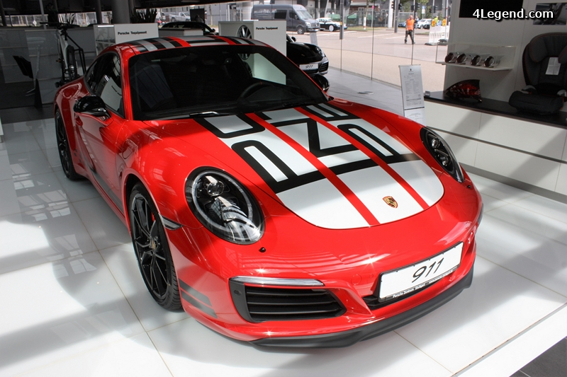 porsche 991 carrera s endurance racing edition rouge indisch. Black Bedroom Furniture Sets. Home Design Ideas