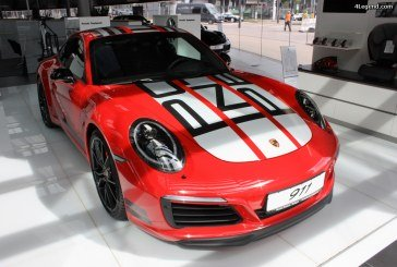 Porsche 991 Carrera S Endurance Racing Edition rouge Indisch