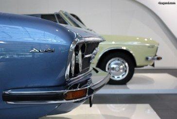 Visite de l'exposition «De Zéro à 100» de l'Audi Forum Neckarsulm.