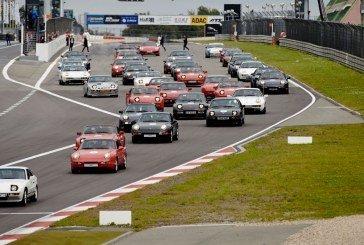 Porsche Classic a fêté les 40 ans des modèles Transaxle au 44e AvD Oldtimer Grand-Prix