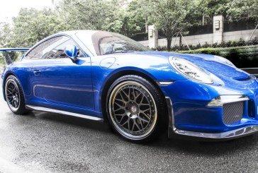 DMC Porsche 991 GT3 RS – Un pack aérodynamique sportif