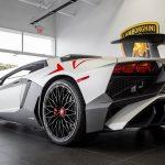 Une Lamborghini Aventador LP 750-4 SV by Ad Personam très exclusive livrée aux USA