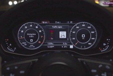 Lancement du service Audi Vehicle to Infrastructure (V2I) – le nouveau système d'information des feux de circulation