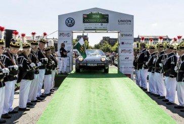 Porsche a engagé 3 voitures au Sachsen Classic 2016 – De Zwickau à Chemnitz