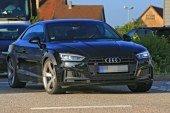 Spyshots nouvelle Audi RS 5 Coupé – Nouveau moteur 2.9 l V6 biturbo