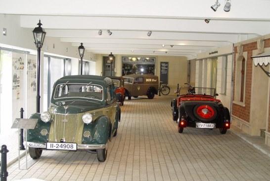 Visite du Musée August Horch à Zwickau – Les voitures de l'ex RDA – 2ème Partie