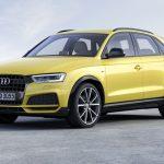 Nouvelle Audi Q3 S line competition – Audi renforce sa gamme Premium