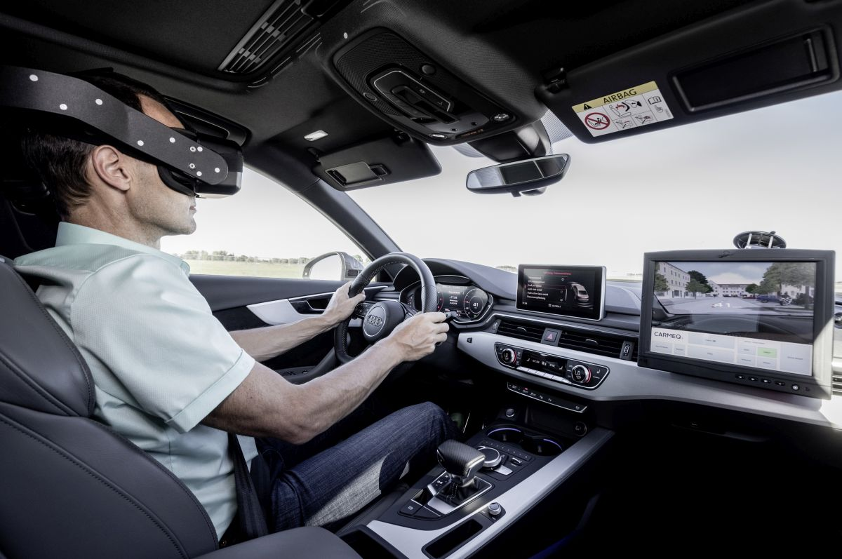 Audi TechDay Connectivity - Présentation des technologies de la connectivité du futur