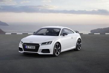 Audi TT S line competition – Un modèle sportif en édition limitée
