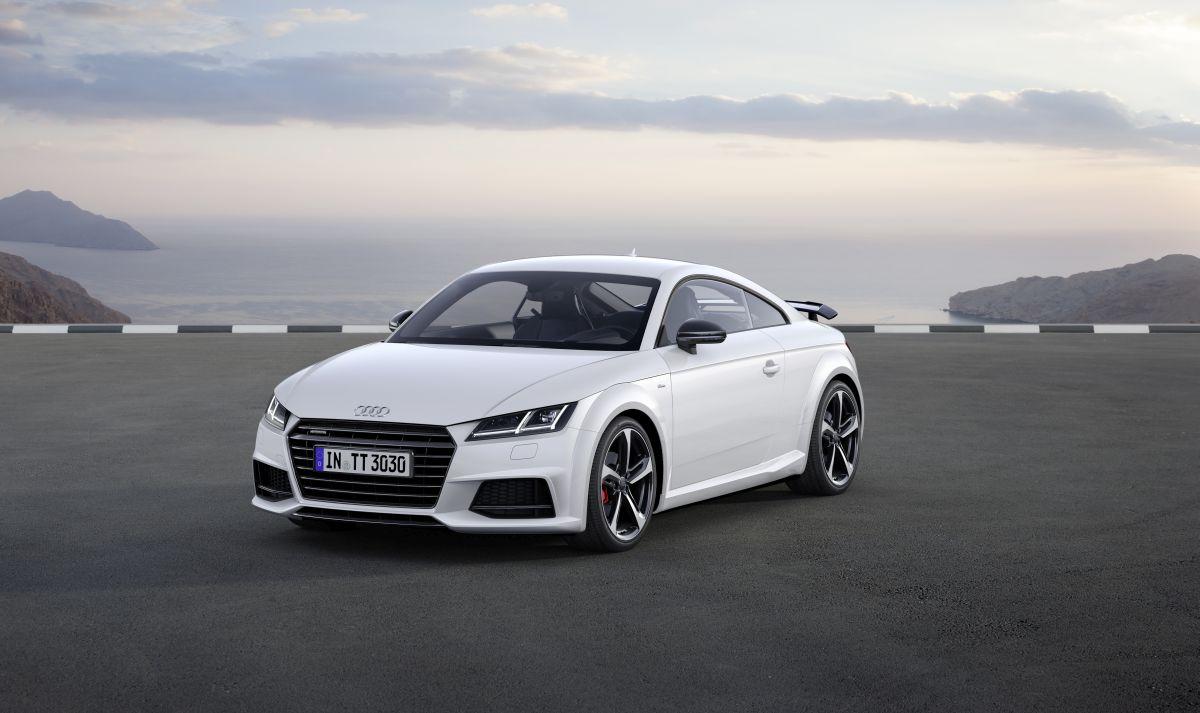 Audi TT S line competition - Un modèle sportif en édition limitée