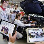 Un système de double formation chez Audi – De nouvelles carrières dans l'avenir numérique