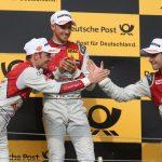 DTM – Triplé d'Audi et victoire de Edoardo Mortara à Budapest le samedi