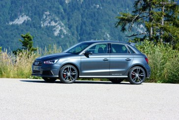 Essai de l'Audi S1: une GTI moderne?