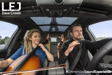 Audi invite les L.E.J et le beatboxer Dave Crowe dans une expérience sonore exceptionnelle en Audi Q7